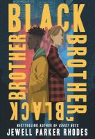 Black brother, Black brother Book cover
