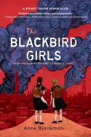 The blackbird girls Book cover