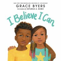 I believe I can Book cover