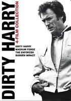 4 film favorites. Dirty Harry collection Book cover