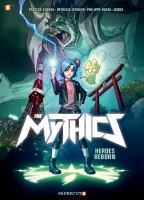Heroes reborn Book cover