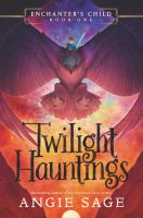 Twilight hauntings Book cover