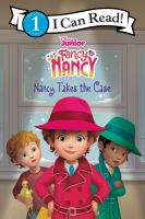 Nancy takes the case Book cover