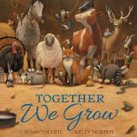 Together we grow Book cover