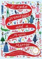 Eight princesses and a magic mirror Book cover