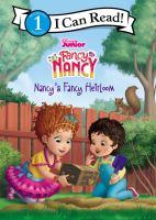 Nancy's fancy heirloom Book cover