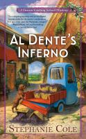 Al dente's inferno Book cover