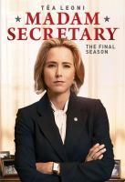 Madam Secretary. The final season. Cover Image