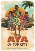 Aya of Yop City Book cover