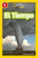 El tiempo Book cover