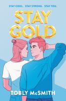 Stay gold Book cover