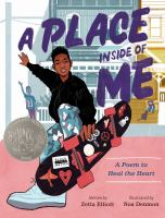 A place inside of me : a poem to heal the heart Book cover