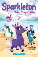 The magic day Book cover