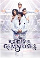 The righteous Gemstones. The complete first season Book cover