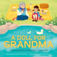 A doll for grandma : a story about Alzheimer's disease Book cover