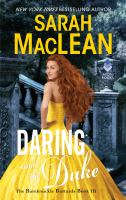 Daring and the duke Book cover