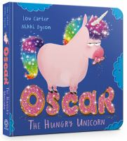 Oscar the hungry unicorn Book cover