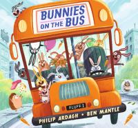 Bunnies on the bus Book cover