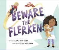 Beware the flerken! Book cover