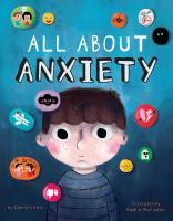 All about anxiety Book cover