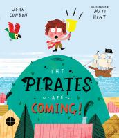 The pirates are coming! Book cover