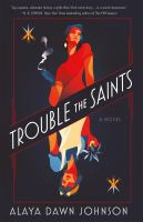 Trouble the Saints Book cover