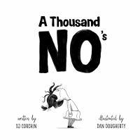 A thousand no's Book cover