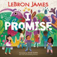I promise Book cover
