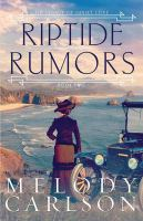 Riptide rumors Book cover