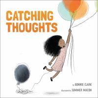 Catching thoughts Book cover