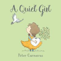 A quiet girl Book cover