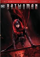 Batwoman. The complete first season  Cover Image