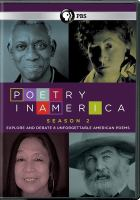 Poetry in America. Season 2  Cover Image