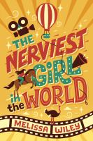 The nerviest girl in the world Book cover