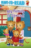 My family is special Book cover
