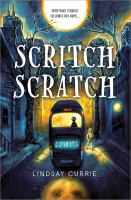 Scritch scratch Book cover