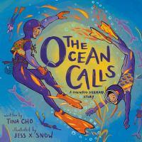 The ocean calls : a haenyeo mermaid story  Cover Image