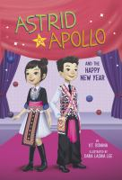 Astrid & Apollo and the happy New Year Book cover