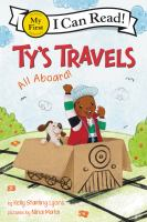 All aboard! Book cover
