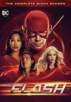 The Flash. The complete sixth season Book cover