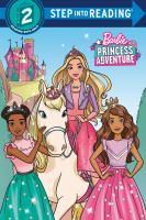 Barbie princess adventure  Cover Image