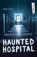Haunted hospital Book cover