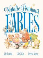 Natalie Portman's fables Book cover
