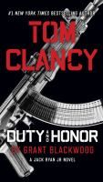 Tom Clancy : duty and honor Book cover