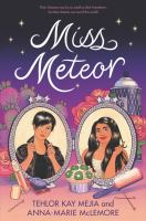 Miss Meteor Book cover