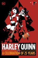 Harley Quinn : a celebration of 25 years Book cover