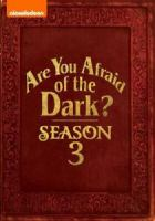 Are you afraid of the dark? Season 3 Book cover