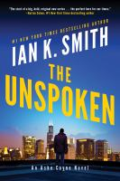 The unspoken  Cover Image