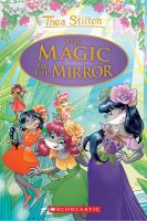 The magic of the mirror Book cover