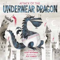 Attack of the underwear dragon Book cover